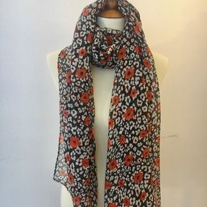 Vibrant Scarf or Wrap